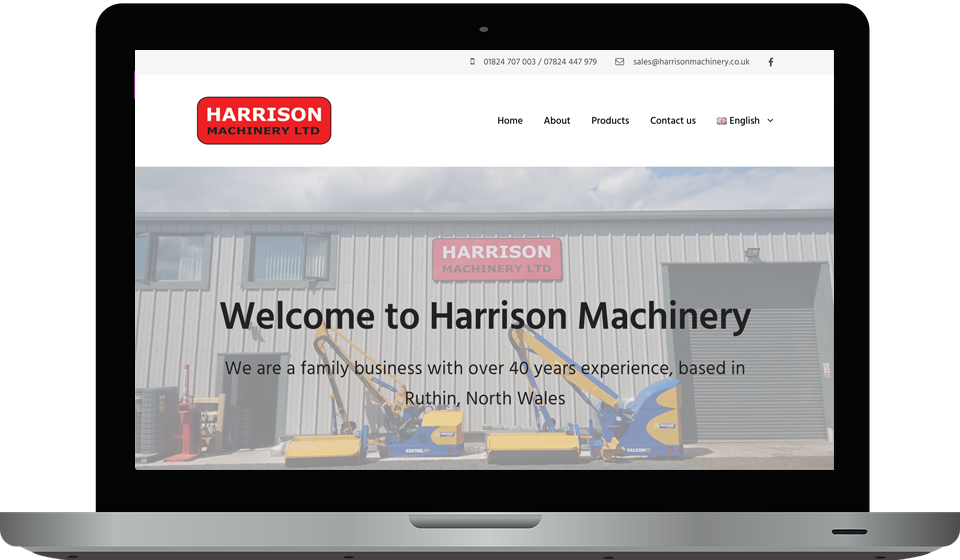 Harrison Machinery